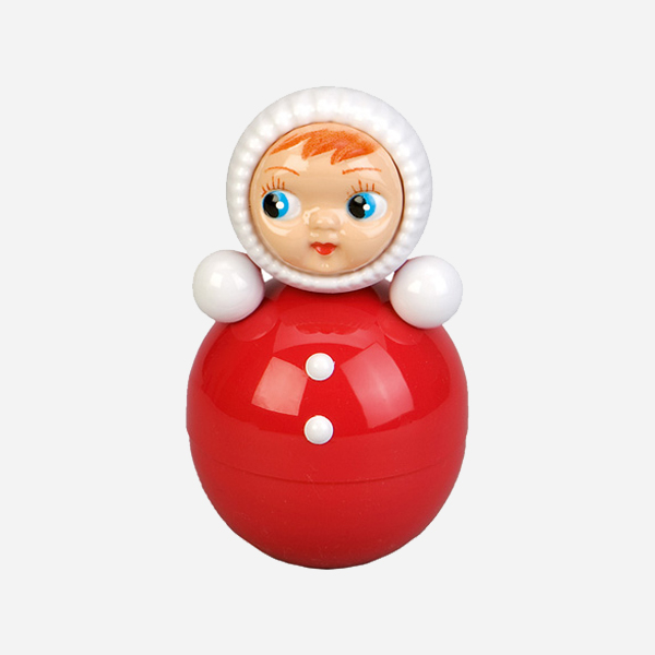 Tumble Girl (Small Red)