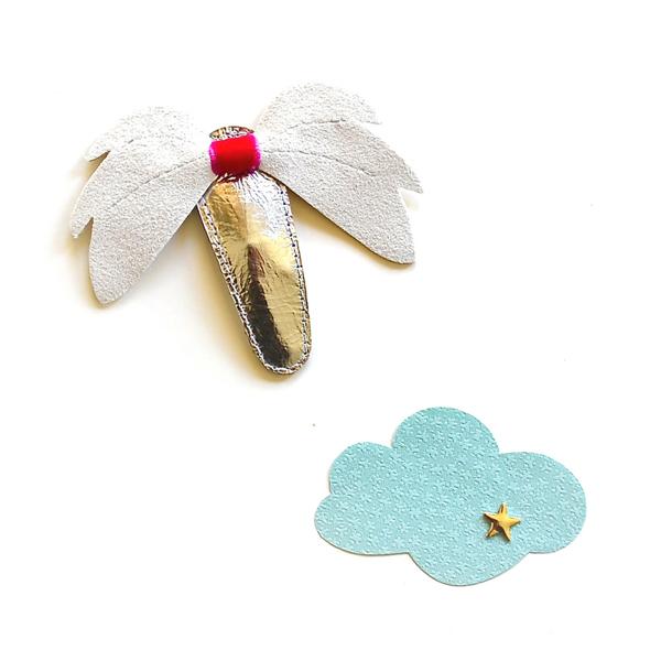 헬로시소[HELLOshiso] wing clip