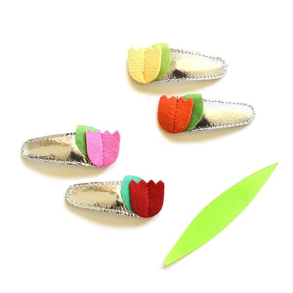 헬로시소[HELLOshiso] tulip clips