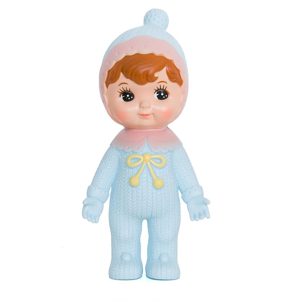 Turqouise Woodland Doll