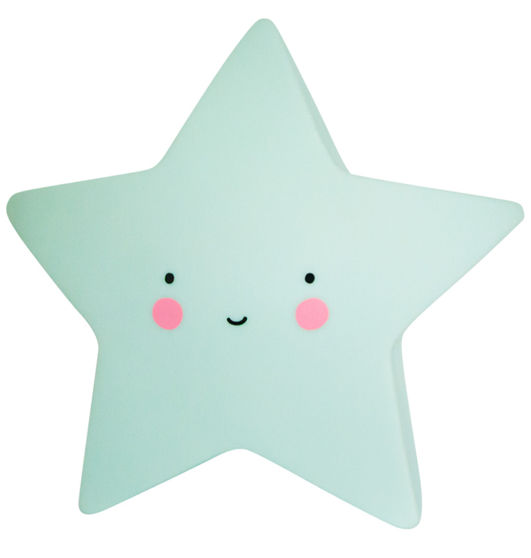 MINI STAR LIGHT: MINT