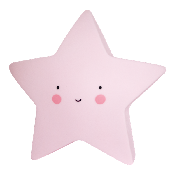 MINI STAR LIGHT: PINK