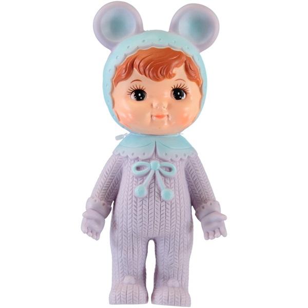 Lilac Woodland Doll
