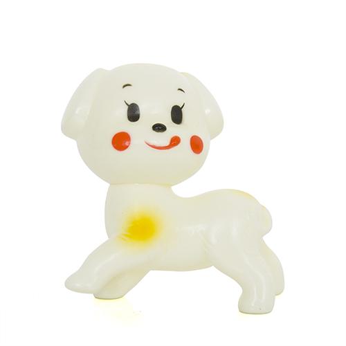 White Dog Cutie