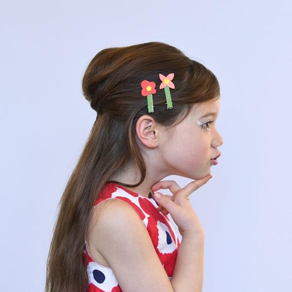 헬로시소[HELLOshiso] mod flower clips
