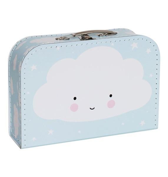 Suitcase: Cloud blue
