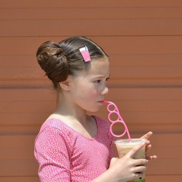 헬로시소[HELLOshiso] strawberry soda clip