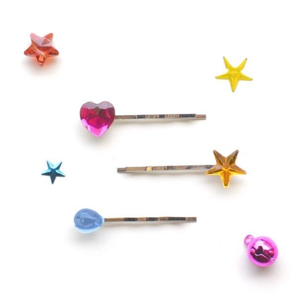 헬로시소[HELLOshiso] little gem clips