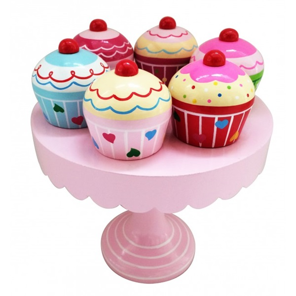 cake with stand