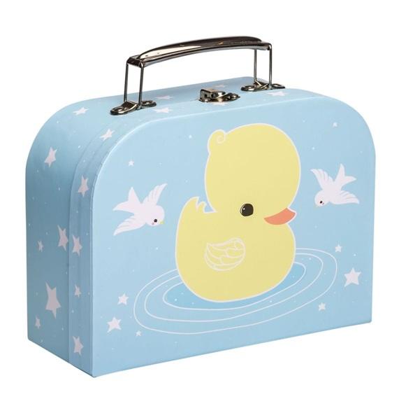 Little suitcase: Duck
