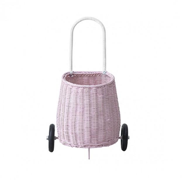 Luggy basket -Pink