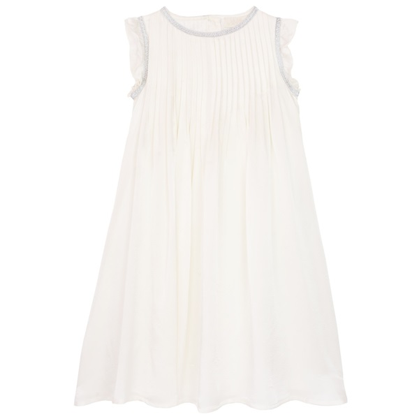 Pure Cloud Dress - Cream
