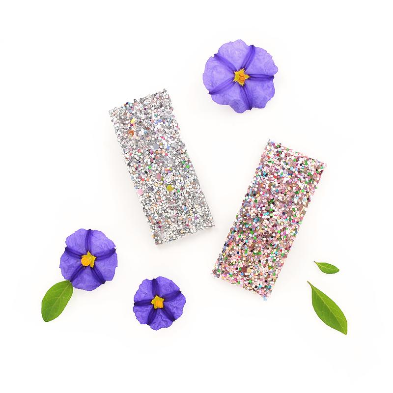 헬로시소[HELLOshiso]GLITTER RECTANGLE