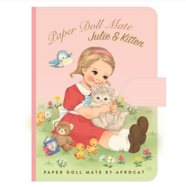 ♥ 입고 ♥ Paper doll mate diary ver.10_Julie [만년형] 페이퍼돌메이트 만년 다이어리