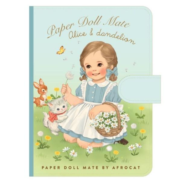 ♥ 입고 ♥ Paper doll mate diary ver.10_Alice [만년형] 페이퍼돌메이트 만년 다이어리