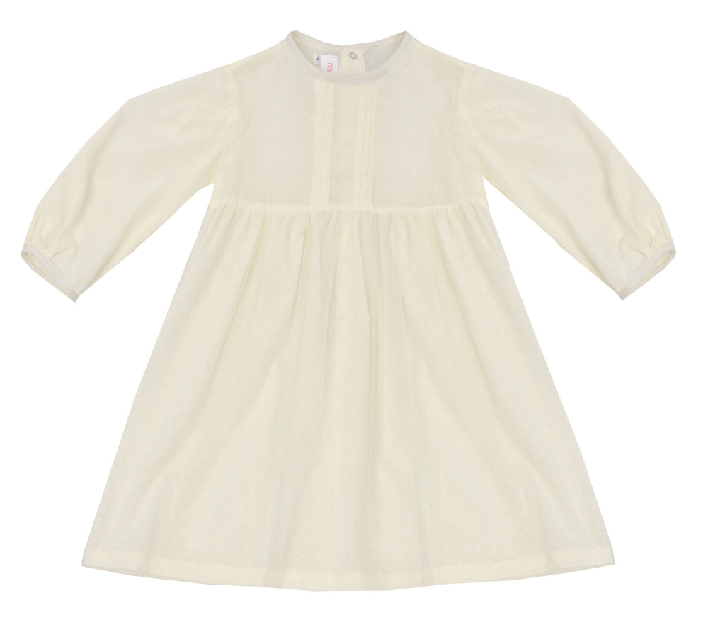 Dress Florence OFF WHITE