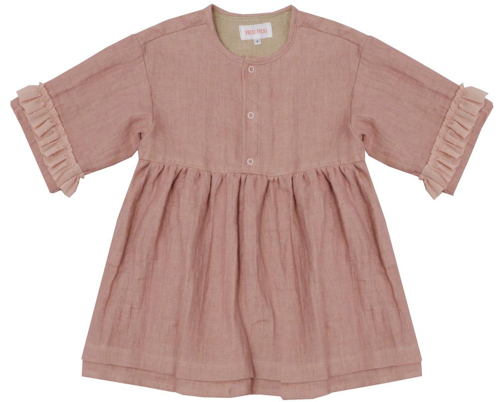 Dress Babette PAINTED  ROSE_FROU FROU