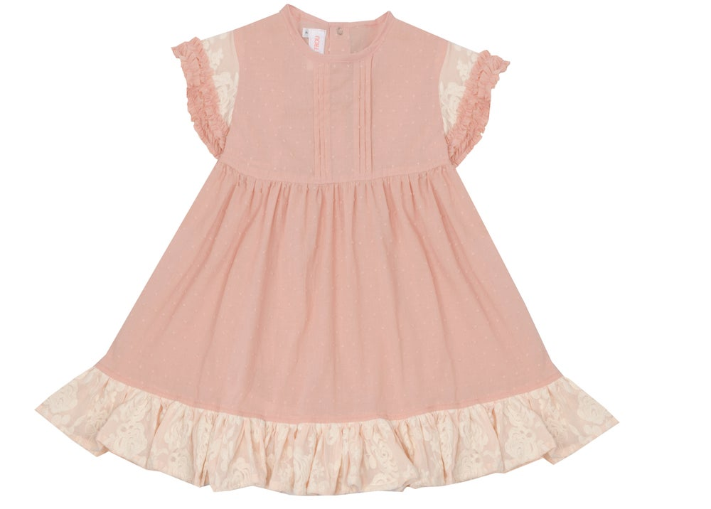 Dress Lisa_Mix_FROU FROU