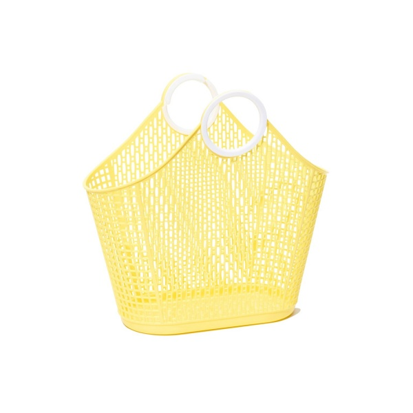 FIESTA SHOPPER - Small Daisy Yellow