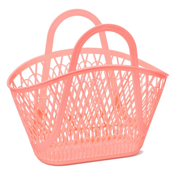 BETTY BASKET - Peach