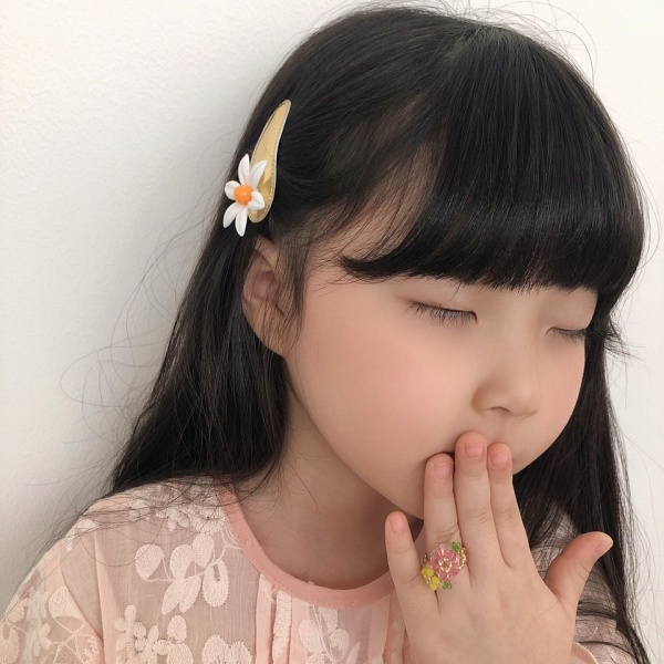 FLOWER RING (KIDS) CUSTOMIZING ODER