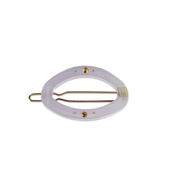 Circle clip - 4cm Lavendel