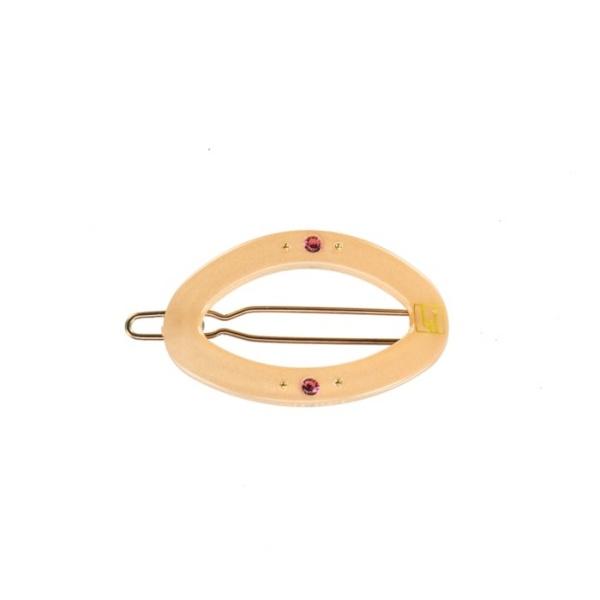 Bondep[본뎁]Circle clip - 4cm Peach