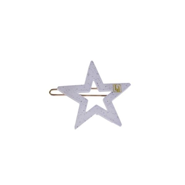 Star clip - Lavendel