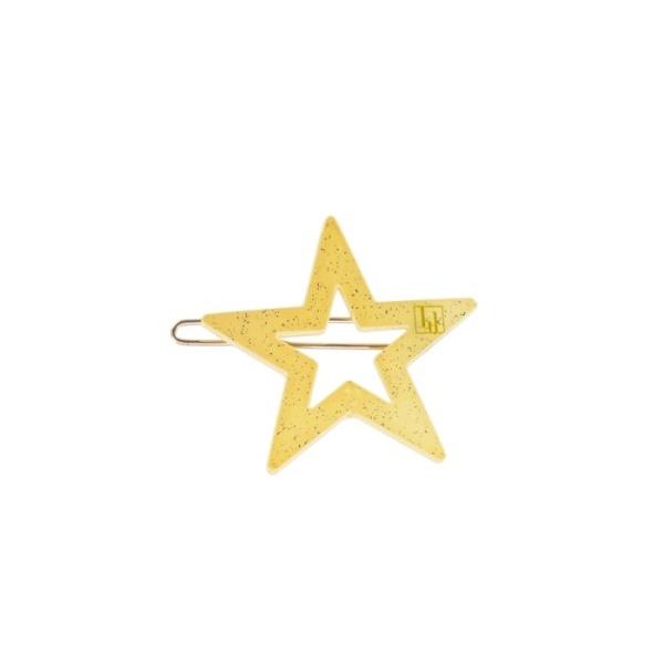 Bondep[본뎁]Star clip - Light Yellow