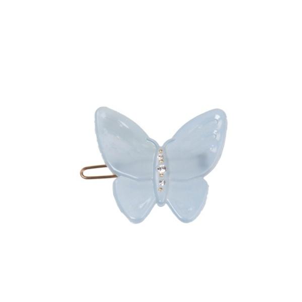 Bondep[본뎁]Butterfly clip - light blue