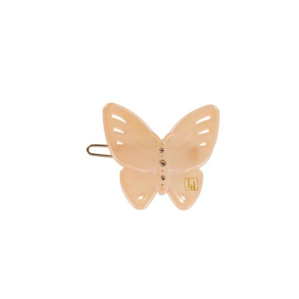 Bondep[본뎁]Butterfly clip - Peach