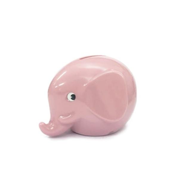 Norsu Moneybox Small Pastel Pink