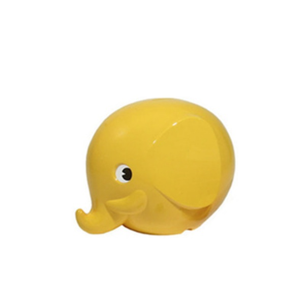 Norsu Moneybox Small Yellow