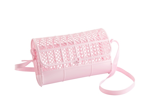 JELLY PURSE - Pink