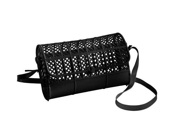 JELLY PURSE - Black