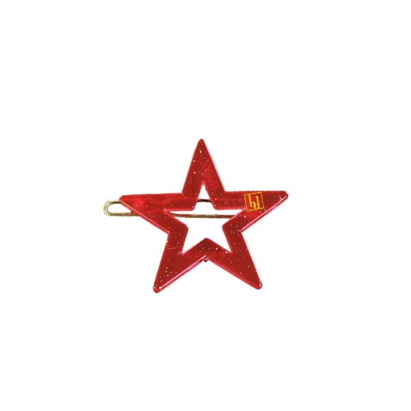 Bondep[본뎁]Star clip - Raspberry