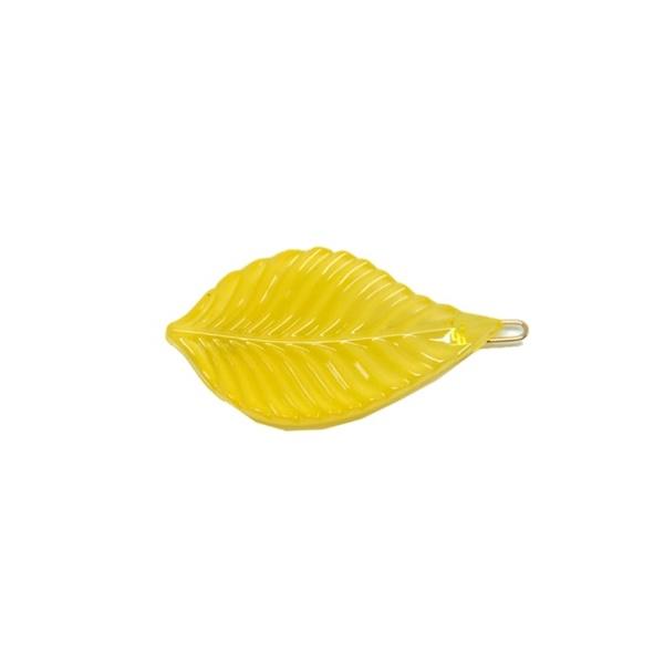 Bondep[본뎁]Leaf clip - yellow
