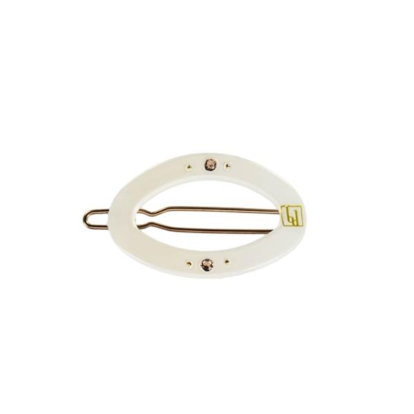 Bondep[본뎁]Circle clip 4cm - Off white